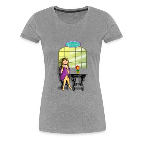 Tea time - Camiseta premium mujer