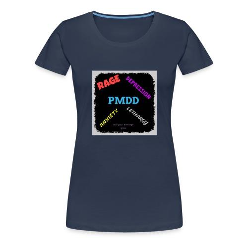 Pmdd symptoms - Women's Premium T-Shirt