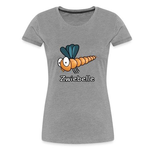Zwiebelle Fun Shirt - Frauen Premium T-Shirt