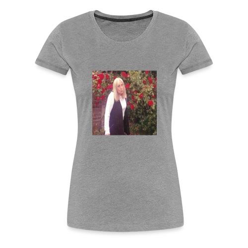pout faic xx - Women's Premium T-Shirt