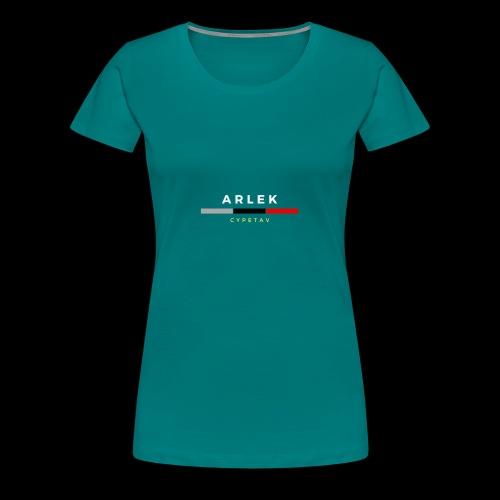Arlek Cypetav - T-shirt Premium Femme