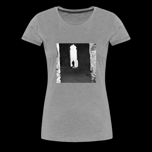 Misted Afterthought - Women's Premium T-Shirt