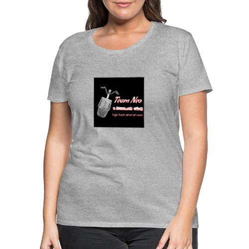 Neo Scooter Club - T-shirt Premium Femme