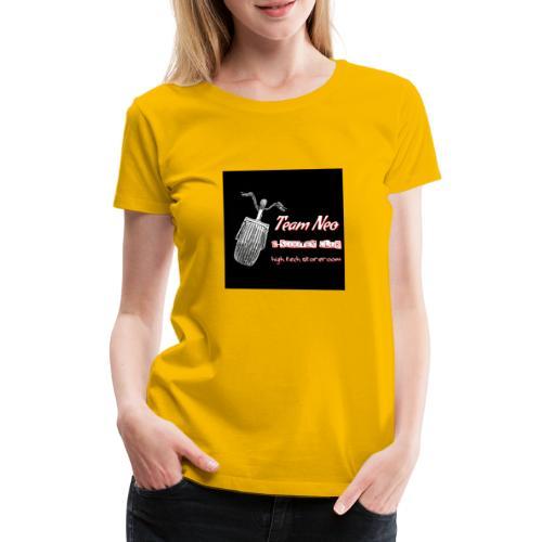 Neo Scooter Club - T-shirt Premium Femme