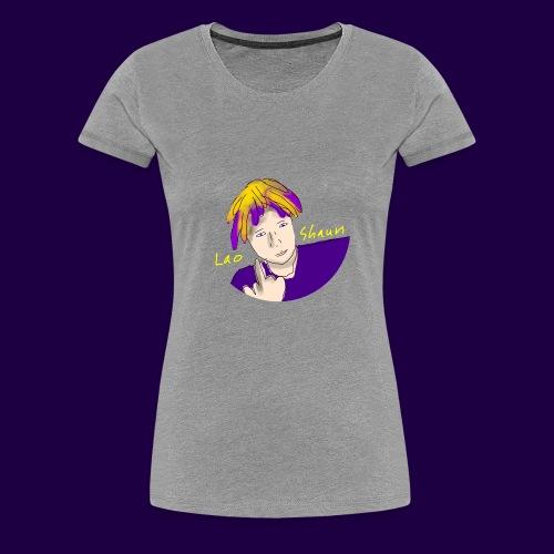 Original Lao Shaun - Premium T-skjorte for kvinner