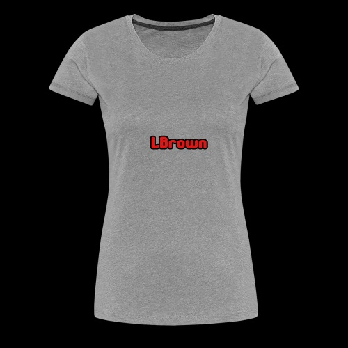 LBrown Merch - Women's Premium T-Shirt