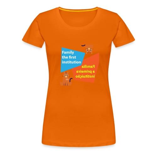 Duna Família - Premium T-skjorte for kvinner