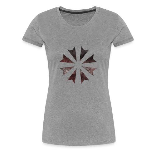 Gladiatores Haukreuz - Frauen Premium T-Shirt