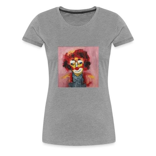 Clown - Maglietta Premium da donna