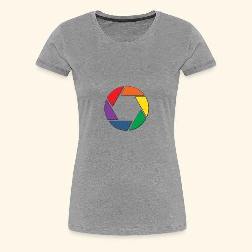Shutter - Camiseta premium mujer