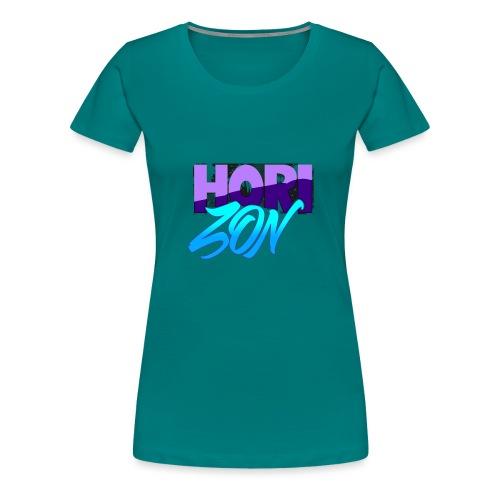 Horizon - T-shirt Premium Femme
