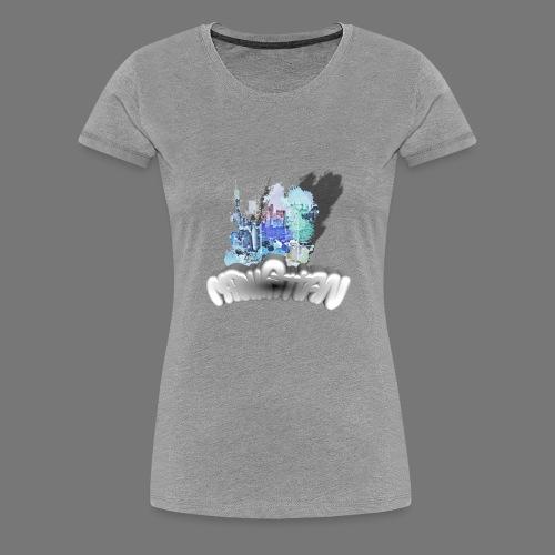 Manhattan Lpseb - T-shirt Premium Femme