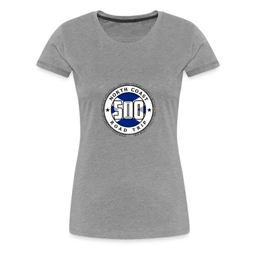 NC500 North Coast 500 Gifts - Women's Premium T-Shirt