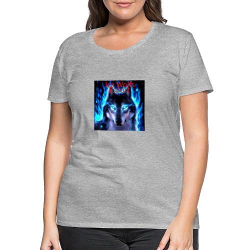 Ice Wolfs Esport Merch - Dame premium T-shirt