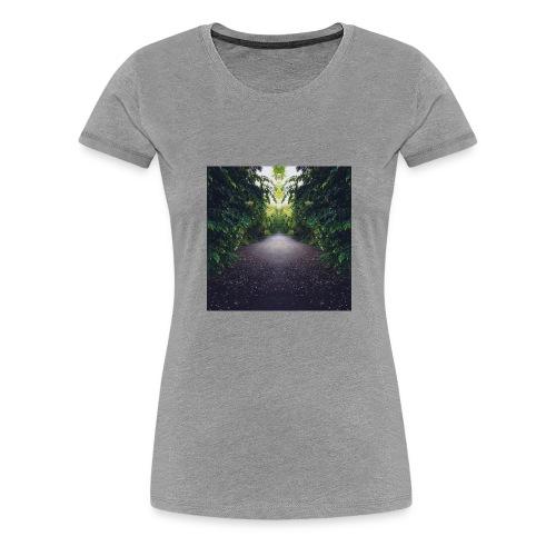 Natura - Maglietta Premium da donna