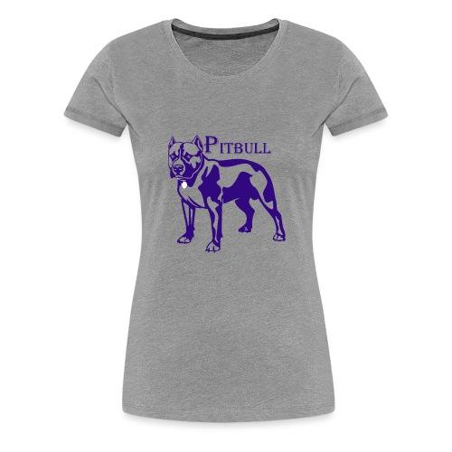 pitbull - T-shirt Premium Femme