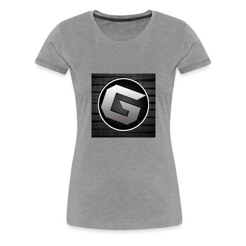 Games X Droles - T-shirt Premium Femme
