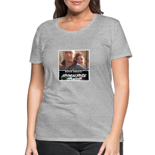 Franco e Feli di Apocalypse zombie - Maglietta Premium da donna