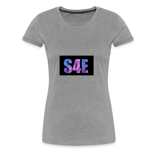 Skate4ever - Dame premium T-shirt