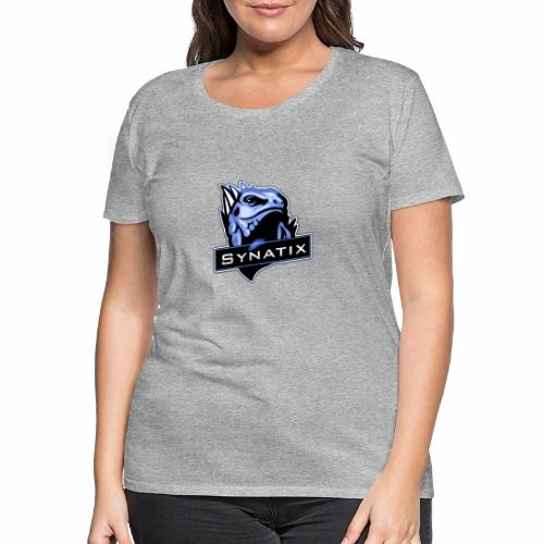 Team Synatix - Frauen Premium T-Shirt