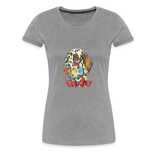 dog - T-shirt Premium Femme