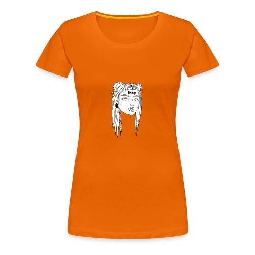 Deep - Girl - Maglietta Premium da donna