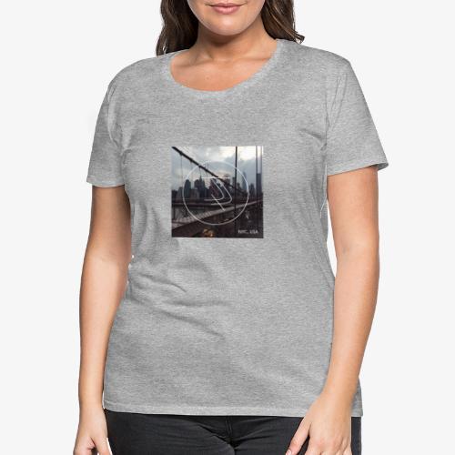 JiaLi NYC - T-shirt Premium Femme