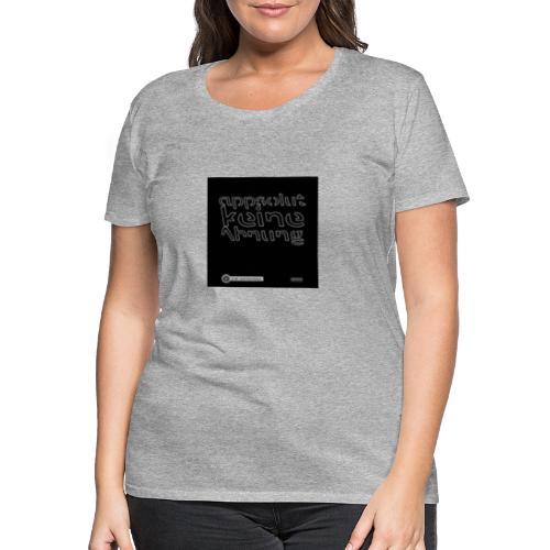 Design appsolut keine Ahnung 4x4 - Frauen Premium T-Shirt