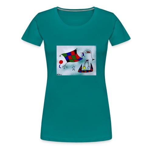 painting 89 - Women's Premium T-Shirt