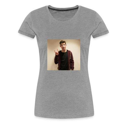 Shawn Mendes - Vrouwen Premium T-shirt