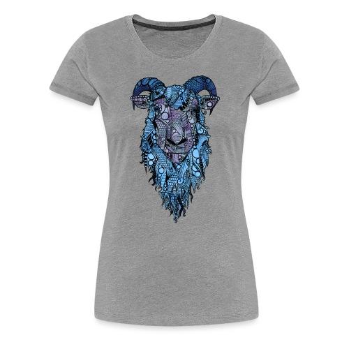 Sau - Premium T-skjorte for kvinner