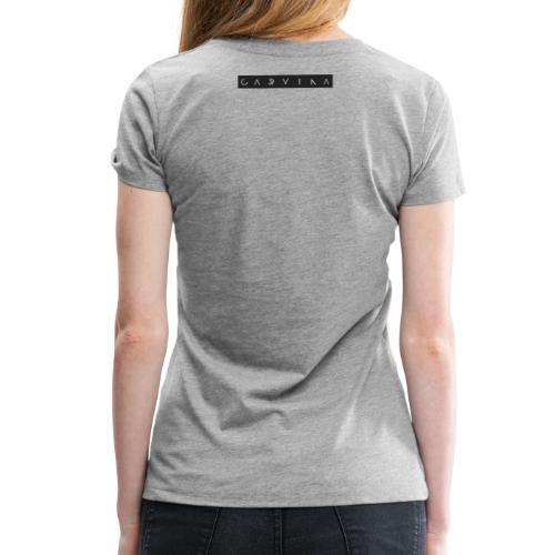 Carvina Design - Frauen Premium T-Shirt