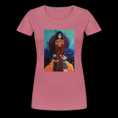 los fieles difuntos - Women's Premium T-Shirt