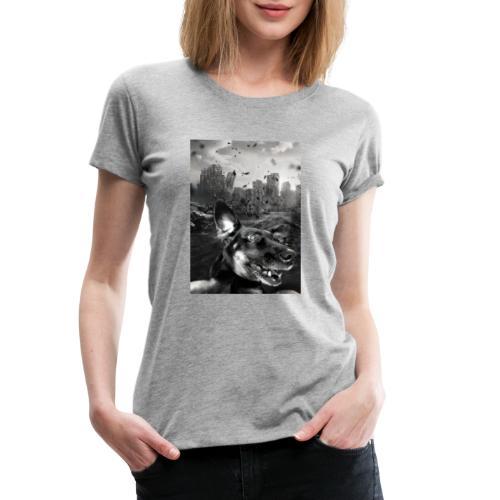 Chaos - Frauen Premium T-Shirt