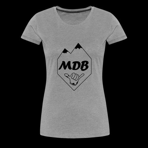 Madabe Logo Shirt - Frauen Premium T-Shirt