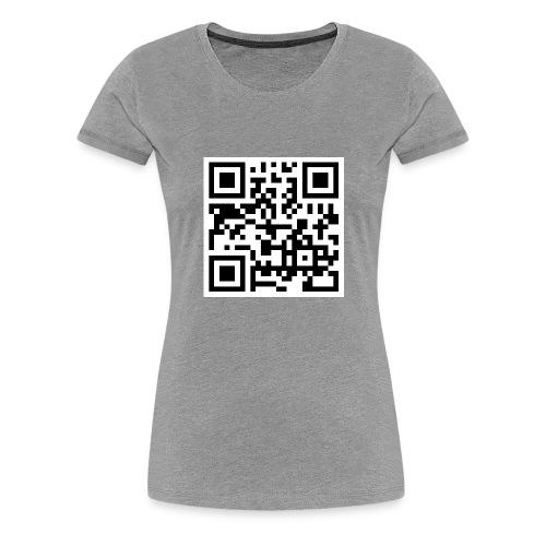robert paulson - Naisten premium t-paita