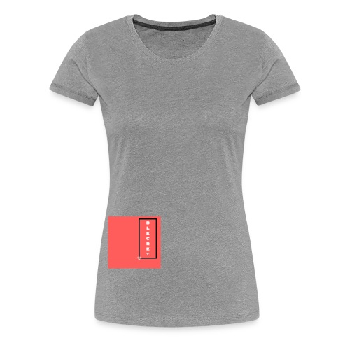 BLECRET - Salmon - Women's Premium T-Shirt