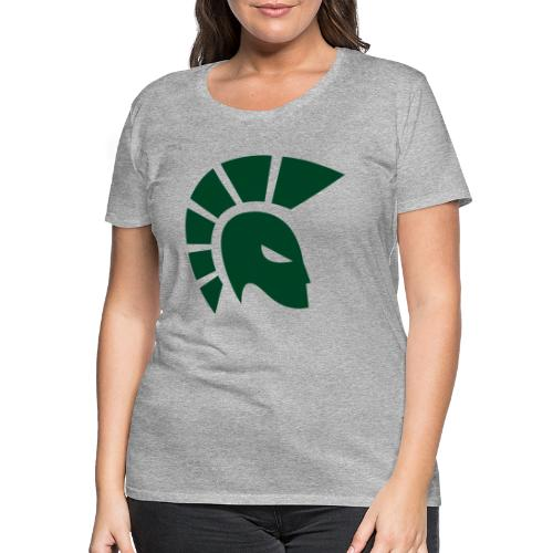 British Racing Green Centurion - Women's Premium T-Shirt