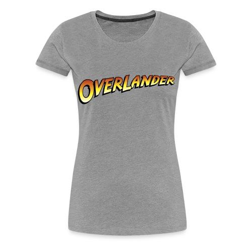 overlander0 - Premium T-skjorte for kvinner