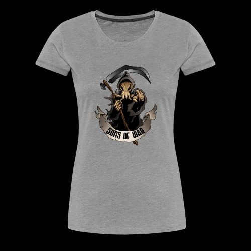Sons of war - Women's Premium T-Shirt