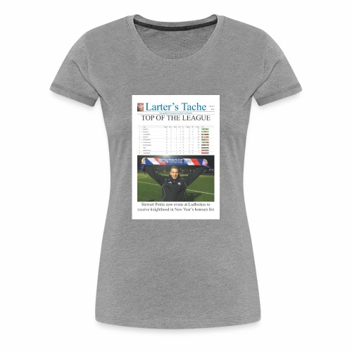 Issue 2 Front Cover - Women's Premium T-Shirt