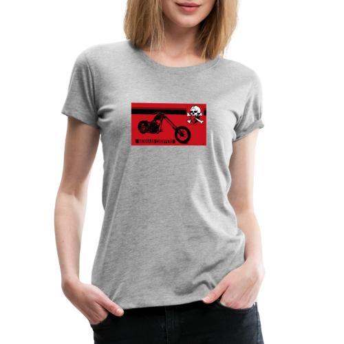 CHOPPERS - T-shirt Premium Femme