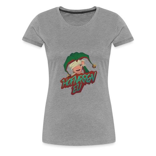 hofnarren_eu Twitch - Dame premium T-shirt