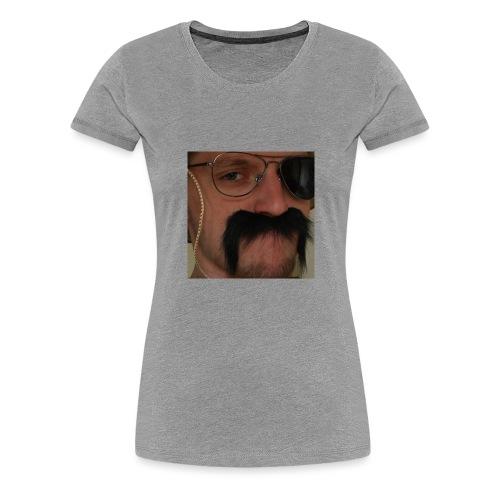 Bigface Moldave Mexicano édition - T-shirt Premium Femme