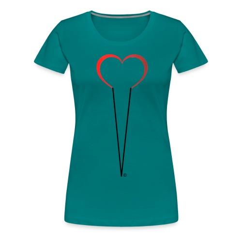 women - Frauen Premium T-Shirt