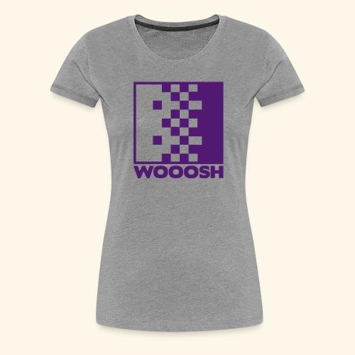 wooosh - T-shirt Premium Femme