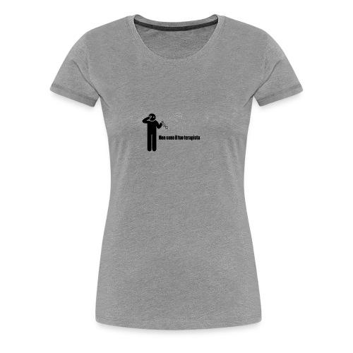 Terapista - Maglietta Premium da donna