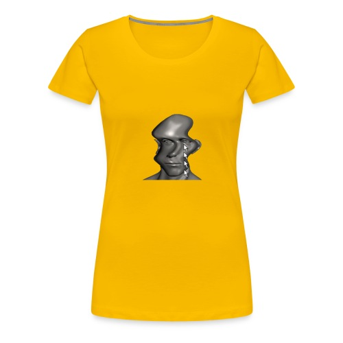 cursor_tears - Women's Premium T-Shirt