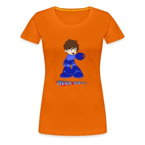 MegaKryl! - Women's Premium T-Shirt