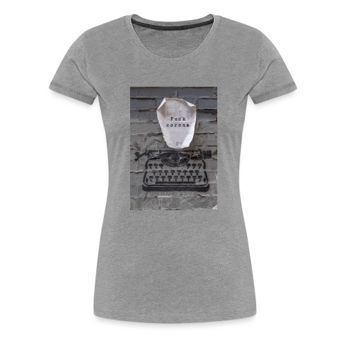 by Mads Guldager - Dame premium T-shirt